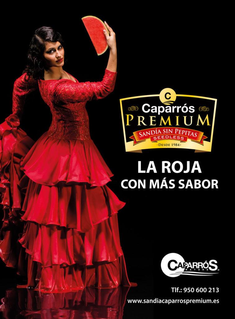 Sandía Caparrós Premium