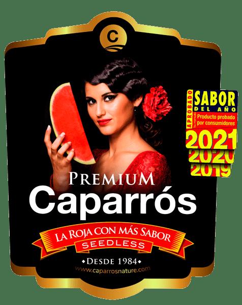 Sandia Caparrós Premium